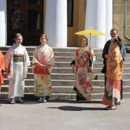 Фестиваль «Сакура Мацури» 2018 фотографии