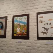 Выставка «Барышня-крестьянка» фотографии