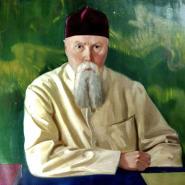 Выставка «Святослав Рерих. Книга Жизни» фотографии
