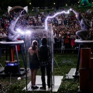 Фестиваль «Geek Picnic 2017» фотографии