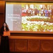 Фестиваль тюльпанов на Елагином острове 2019 фотографии
