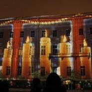 Светомузыкальное шоу на Дворцовой площади фотографии