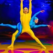 Цирк «Cirque Du Soleil» 2016 фотографии
