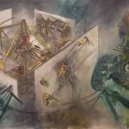 Выставка  «Роберто Матта и четвёртое измерение» фотографии