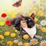Выставка-Фестиваль «Портрет кошки» фотографии