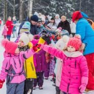 Масленичные гуляния в музее-заповеднике «Павловск» 2020 фотографии
