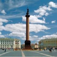 Александровская колонна фотографии