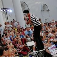 Фестиваль уличных театров  «Елагин парк» 2019 фотографии