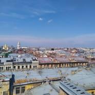 Групповые экскурсии по крышам в Санкт-Петербурге фотографии