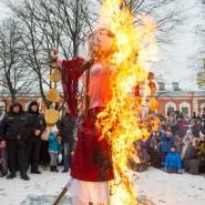 Городской праздник «Широкая Масленица» в Петропавловской крепости 2019 фотографии