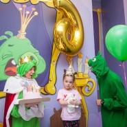 Праздник для детей «День любимого героя Angry Birds» фотографии