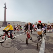 Всероссийский Велопарад в Санкт-Петербурге 2017 фотографии