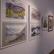 Выставка «Акварель. Путешествие» фотографии