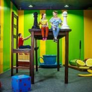 Семейный отдых в развлекательных музеях и аттракционах Big Funny фотографии