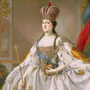 Выставка «Екатерина Великая в стране и мире» фотографии