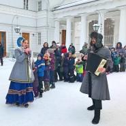 Программа для детей «Рождественские встречи на Елагином» фотографии