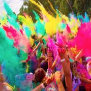 Фестиваль красок 2020 фотографии