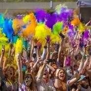 «Фестиваль красок Холи» 2016 фотографии
