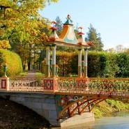 Александровский парк Царское село фотографии