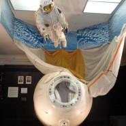 Выставка  «Среда обитания. В космосе и под водой» фотографии