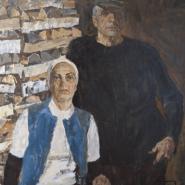 Выставка художника Олега Еремеева «Живопись. Графика» фотографии