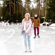 Активный отдых  в Курорте «Охта Парк» фотографии
