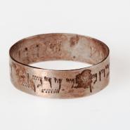 Выставка «Будь мне женой по закону Моисея и Израиля» фотографии