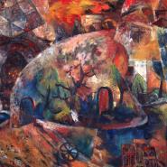 Выставка «Симфония цвета» фотографии