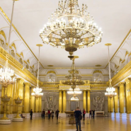 """Концерт """"Под музыку Вивальди — в Гербовом зале Эрмитажа"""" фотографии"""