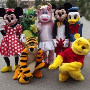 Фестиваль ростовых кукол «Союз Мультфильмов» 2016 фотографии