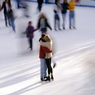 Ледовый каток «Айс-Град» в парке имени Бабушкина фотографии
