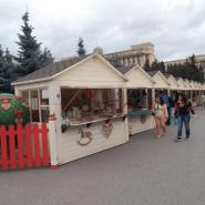 Ярмарка в Московском районе лето 2020 фотографии