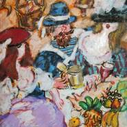 Выставка «Владимир Яшке. Цветная графика» фотографии