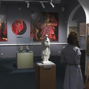Выставка «Поиски образа» фотографии