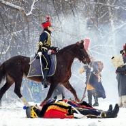 Военно-историческая реконструкция в парке Екатерингоф 2018 фотографии