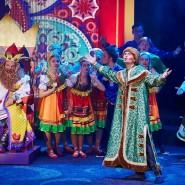 Шоу на воде для всей семьи «Сказка о царе Салтане» фотографии