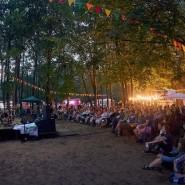 Фестиваль кино под открытым небом «Кинолес» 2019 фотографии