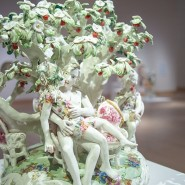 Выставка «Запретный плод. Скульптор Крис Антеманн в Мейсене» фотографии