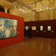 Выставка  «Модильяни, Сутин и другие легенды Монпарнаса» фотографии