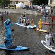 Фестиваль сапсёрфинга «Фонтанка-SUP» 2020 фотографии
