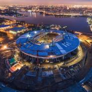 Масштабная фан-зона страны покажет выездную игру со «Спартаком» фотографии