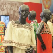 Выставка «Традиция и мода: национальный костюм народов страны Советов» фотографии