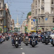 Фестиваль «St.Petersburg Harley® Days» 2016 фотографии