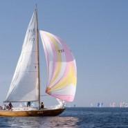 «Балет парусов» на большом Морском Фестивале 2016 фотографии