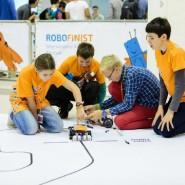 Международный фестиваль по робототехнике «РобоФинист 2018» фотографии
