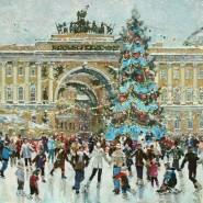 Выставка «Снег идет» фотографии