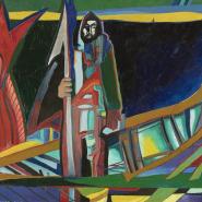 """Выставка """"Искусство Федора Конюхова в Русском музее"""" фотографии"""