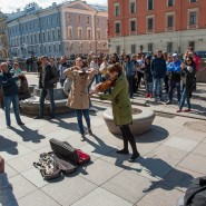 День уличной музыки в Санкт-Петербурге 2016 фотографии