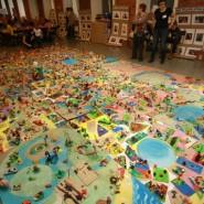 Выставка «Краски детства» 2016 фотографии