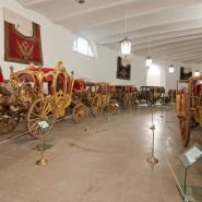Выставка «Придворный экипаж  XVIII – начала XX века» фотографии